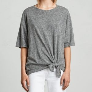 All Saints Meli Flame Tee